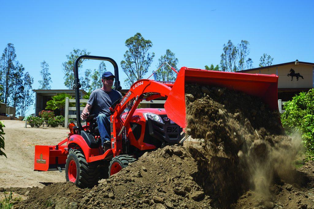 kubota b bx series tractor parts coleman equipment. Black Bedroom Furniture Sets. Home Design Ideas