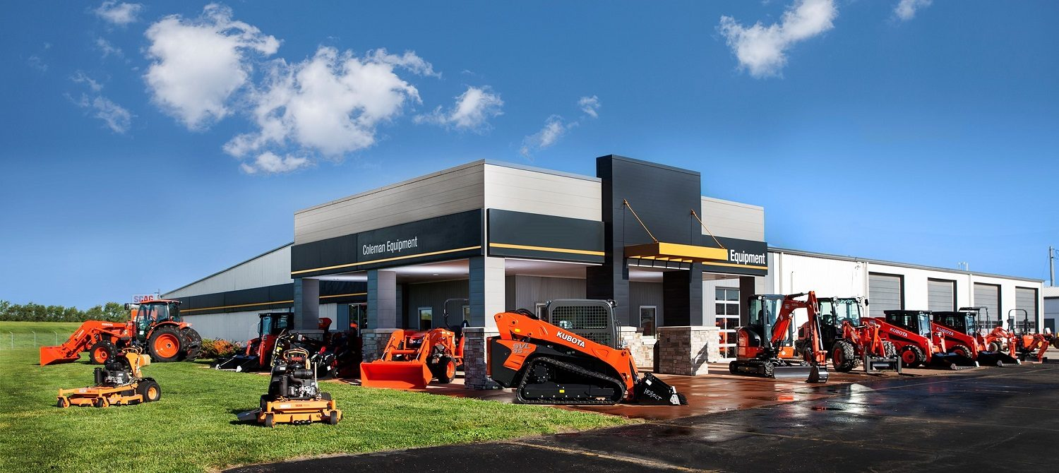 Coleman Equipment in Bonner Springs, KS