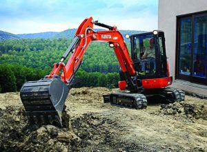 Shop Kubota Compact Excavators | Coleman Equipment