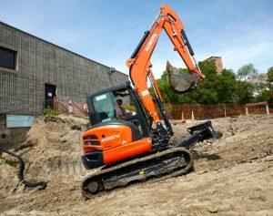 Kubota KX057 Compact Excavator