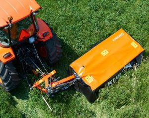 Kubota DIsc Mower