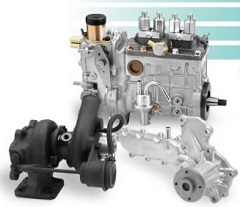 Kubota Industrial Engine Parts Coleman Equipment