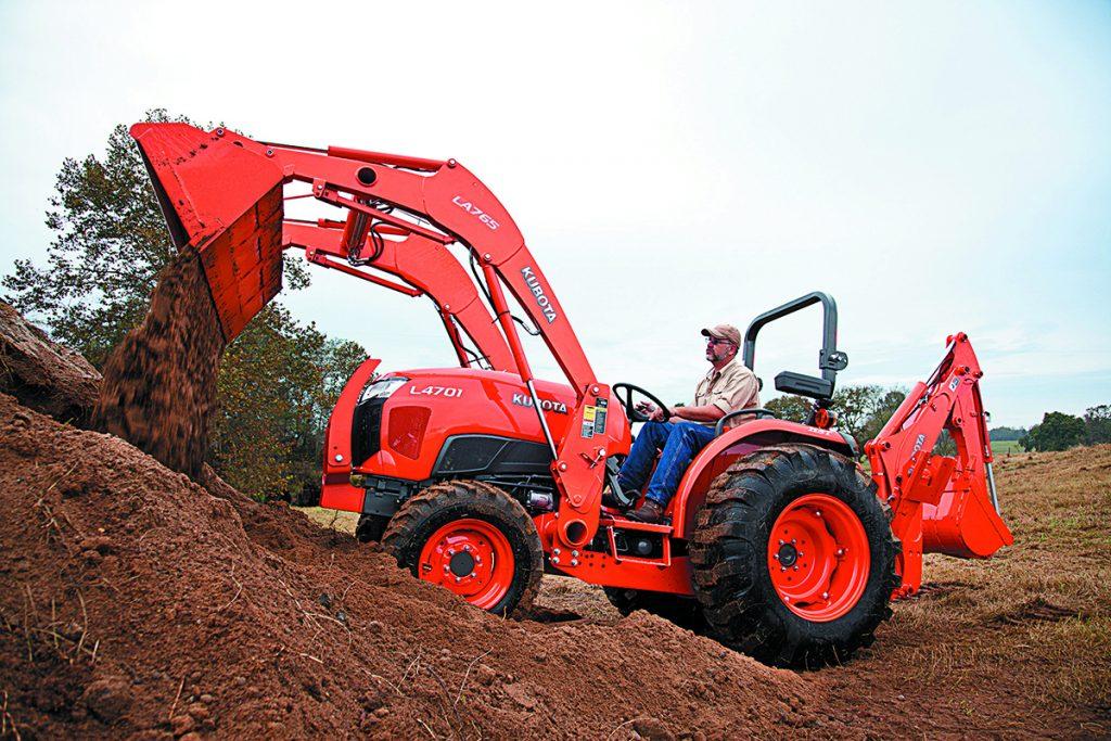 Kubota Tractors Parts G2000 : Kubota l series tractor parts coleman equipment