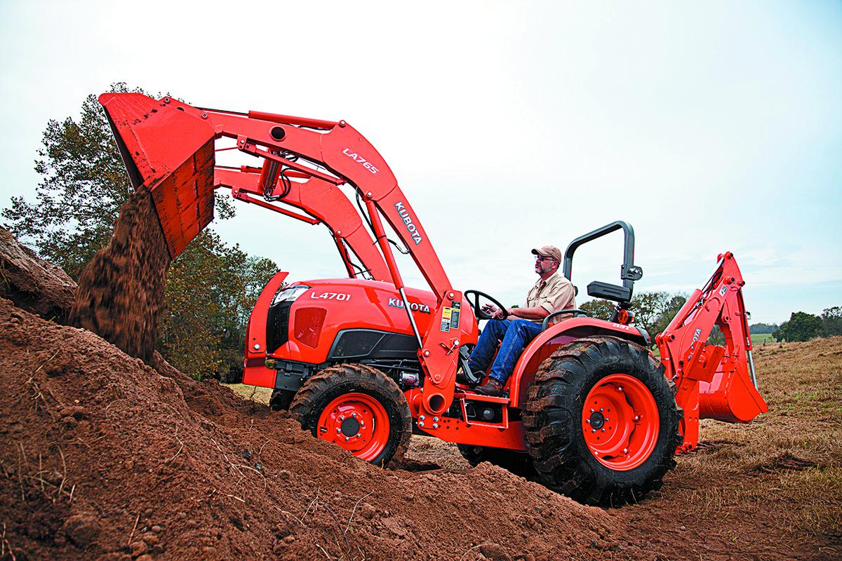 Kubota L Series Tractor Parts | Coleman Equipment