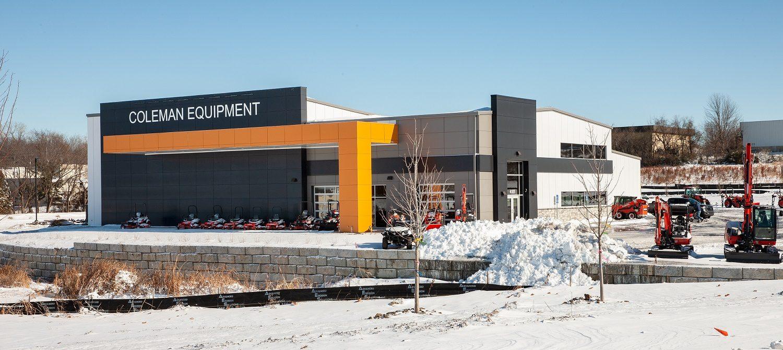 Coleman Equipment Lee's Summit Store