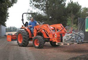 Kubota MX Series Tractors
