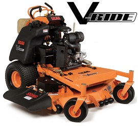 Scag V-Ride Stand Up Mower