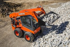 Kubota SSV Skid Steer Loader
