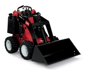 Toro wheeled compact loader available for rent